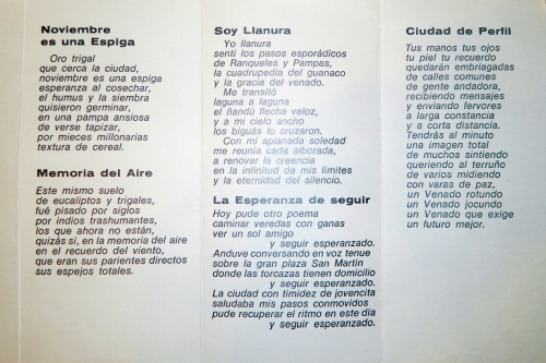 Poesias Venadario