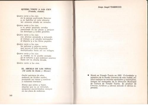 Surco y Esencia Poesia