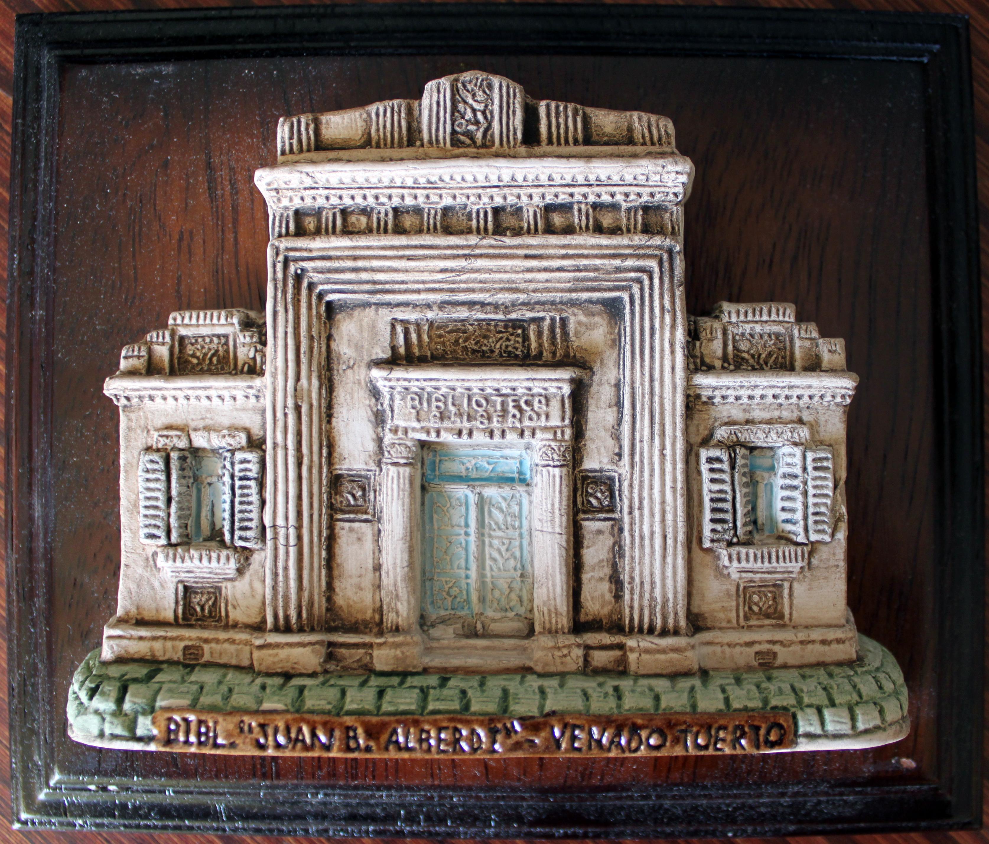 Biblioteca Alberdi Venado Tuerto