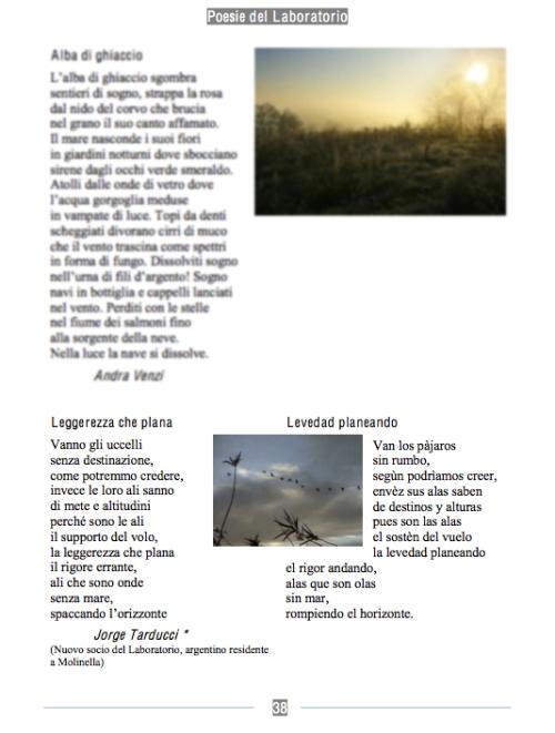 Parole - Poesie del laboratorio p38